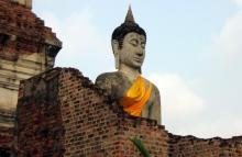 Wat Yai Chai Mongkhol - Ayuttaya - 2010