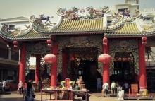 Chinese Tempel, Bangkok