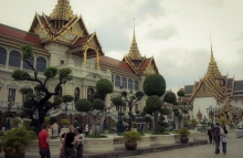 Koninklijk Paleis, Bangkok