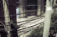 Thai Electrical Puzzle, Bangkok