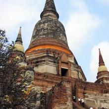 Wat Yai Chai Mongkhol - Ayuttaya
