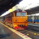 Met de trein: Bangkok – Pattaya (vice versa)